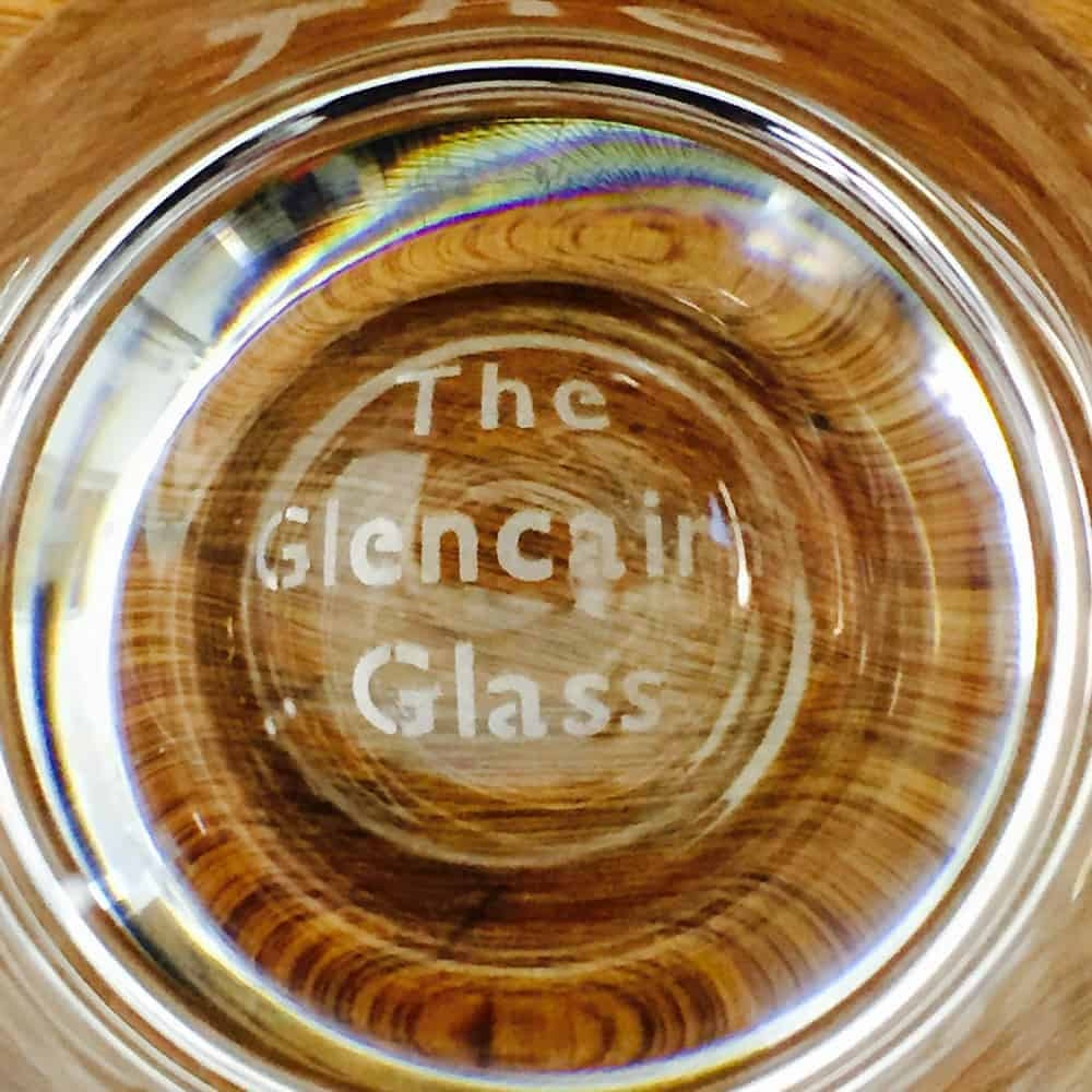 Glencairn Whiskey Glass - 6 oz. | Burning Earth Logo