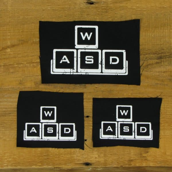 Patches | WASD
