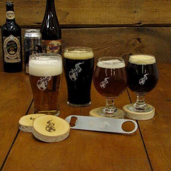 Beer Gift Set | Imperial Pint & Snifter