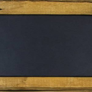 Gray Burning Earth Desk Mat | 90cm x 25cm x 2mm