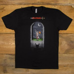 Zweihänder | Men's Black T-Shirt