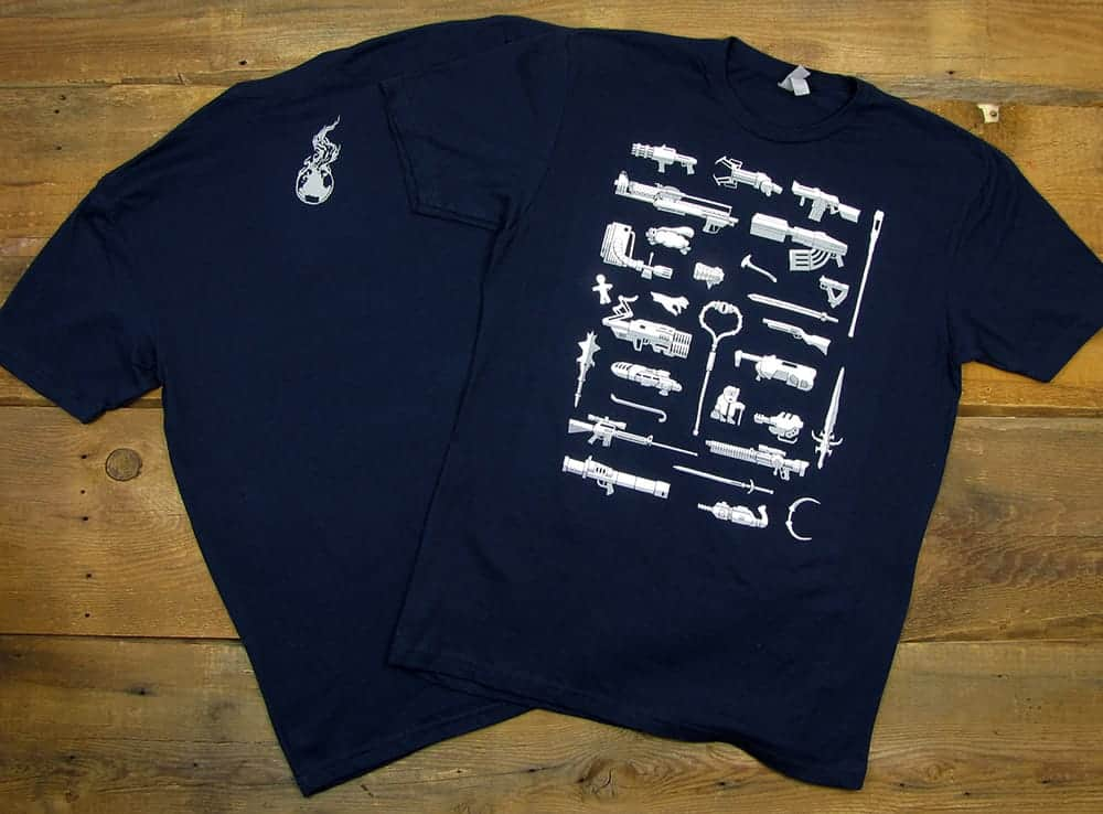 Weapons of PC Gaming | Men's Navy T-Shirt | Limited Edition