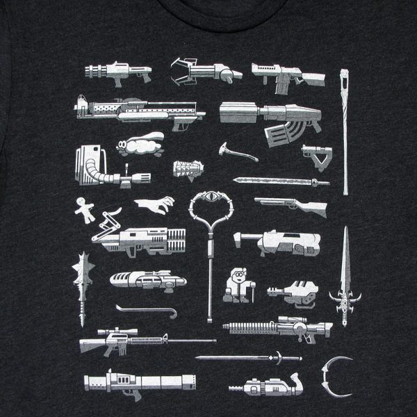 Weapons of PC Gaming | Tri-Blend Men's T-Shirt