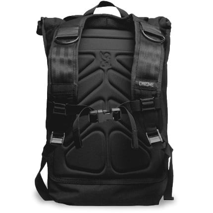 Chrome Industries Burning Earth Citadel Laptop Backpack