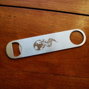 Burning Earth | Bottle Opener