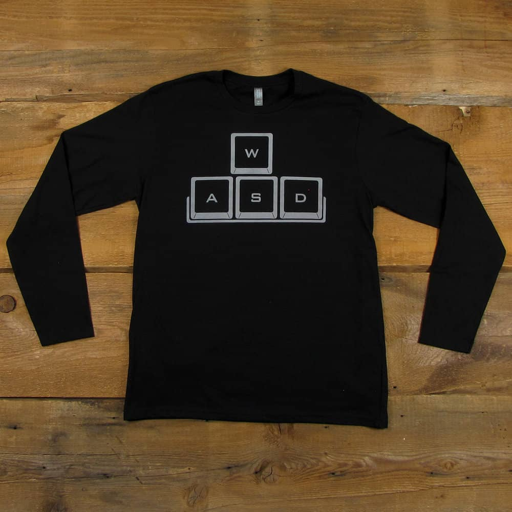 WASD | Limited Edition Long Sleeve