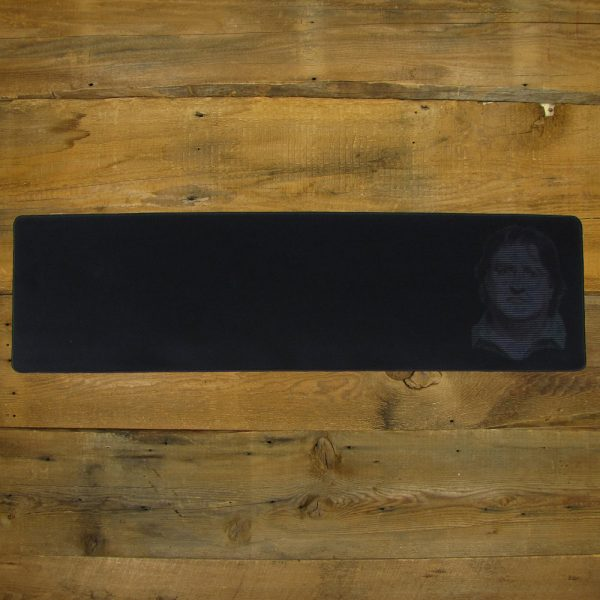 Gaben Confirmed - ASCII Art - Desk Mat | 90cm x 25cm x 2mm