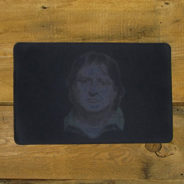 Gaben Confirmed - ASCII Art - Mousepad | 40cm x 25cm x 2mm