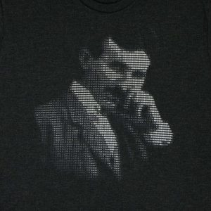 Nikola Tesla ASCII Art | Tri-Blend Men's T-Shirt