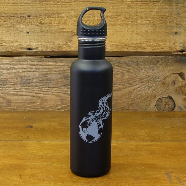 Water Bottle -  Stainless Steel | 24 Ounce